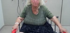Eve giren sapık, yaşlı kadına cinsel tacizde bulundu Yaşlı kadının çığlıkları üzerine korkarak kaçan saldırganın yakalanması için çalışma başlatıldı