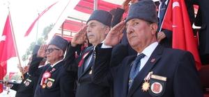 Kıbrıs Barış Harekatı'nın 44. yıl dönümü Mersin'de törenle kutlandı