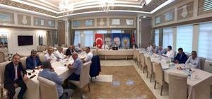 AK Parti'den istişare ve değerlendirme