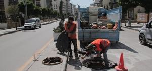 VASKİ ekipleri binlerce rögar kapağını değiştiriyor