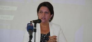 HDP Eş Genel Başkanı Pervin Buldan:
