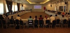 DAST-BİR ile GSB arasındaki ilk bölgesel toplantı gerçekleştirildi...