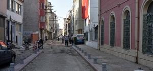 Hacı Ali Bey mahallesi çağdaş bir görünüme kavuşuyor