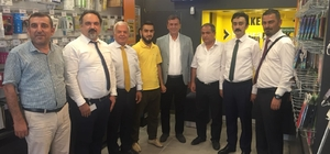 Kahta'ya Akedaş faturamatik merkezi açıldı