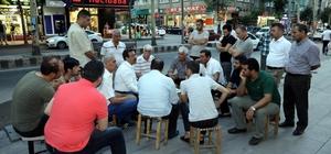 Başkan Atilla vatandaşlarla bir araya gelmeye devam ediyor