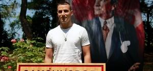 Samsunspor, Bahattin Köse ile sözleşme imzaladı Samsunspor, 15. transferini gerçekleştirdi