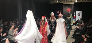 Güney Kore'de Osmanlı ve Selçuklu kıyafetleri defilesi