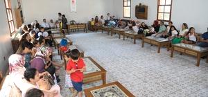 TÜZDEV'in Talas kampı sona erdi