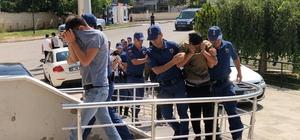 Karaman'da yağma iddiasıyla 5 kişi gözaltına alındı