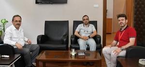 Başkan Şahin, go-kart kazasında yaralanan öğrenci hakkında bilgi aldı