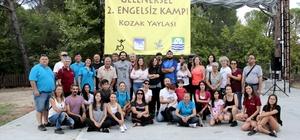 Kozak Yaylası'nda engelsiz kamp
