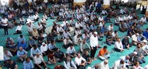 Erciş Kara Yusuf Paşa Camii yeniden ibadete açıldı
