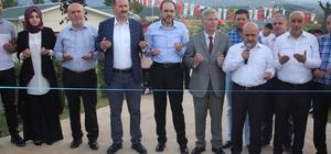 """Mevlana Parkı dualarla açıldı Başiskele Belediye Başkanı Hüseyin Ayaz: """"9 yılda 500'ün üzerinde eser yaptık"""""""