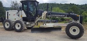 Orman işletmesi makine parkuru genişliyor