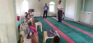 Altıntaş'ta yaz Kur'an kurslarına yoğun ilgi