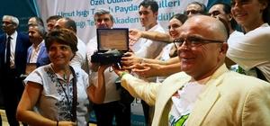 ENVERÇEVKO'ya şehir ödülü Yaşayan Şehirler Platformu ve 9 Eylül Üniversitesi işbirliği ile organize edilen 'Şehir Ödülleri'nin STK dalında Muğla ENVERÇEVKO Derneği ödüle layık görüldü.