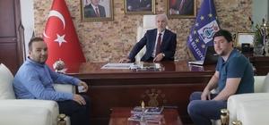 Orhan Yener Kaytancı, TÜGVA Kütahya İl Başkanı oldu