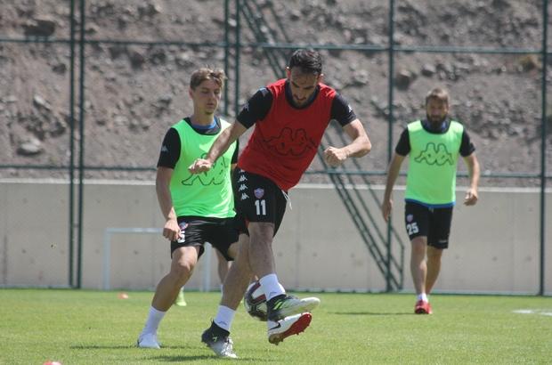 Karabükspor yeni sezon hazırlıklarına aralıksız devam ediyor