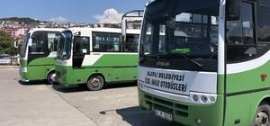 Özel Halk otobüslerine zam