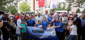 """Büyükşehir Belediyesi, Türkiye'de ilk ve tek olan bir projeyi daha Kayseri'ye kazandırdı Kayseri Büyükşehir Belediye Başkanı Mustafa Çelik: """"Gönül belediyeciliği yapmanın gayreti içindeyiz"""""""