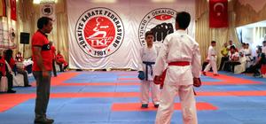 5. Uluslararası Dekai-Do Karate Turnuvası Denizli'de başladı