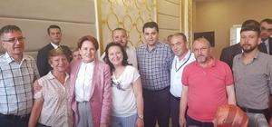 İYİ Parti çalıştayı Sandıklı'da başladı