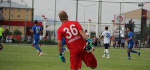 B.B. Erzurumspor hazırlık maçında MKE Ankaragücü ile 2-2 berabere kaldı