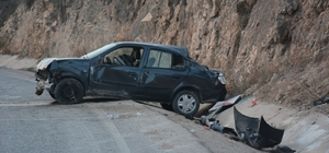 Bilecik'te otomobil devrildi: 5 yaralı