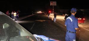 Kazada ölen arkadaşını olay yerinde bırakıp kaçtı