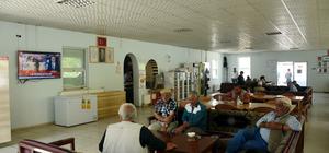 """İmece usulü yaptırılan """"Türkmen evleri"""" ile sosyalleşiyorlar"""