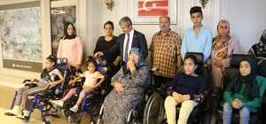 2 bininci engelli aracı sahibini buldu