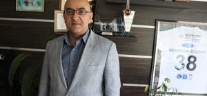 """Erciyes'te sıcak su aramaları devam ediyor Erciyes AŞ Yönetim Kurulu Başkanı Murat Cahid Cıngı: """"Erciyes'i sıcak suya kavuşturmak için gayret ediyoruz"""""""
