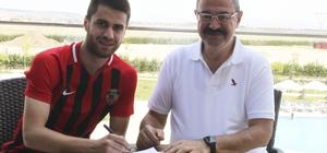 Gazişehir Gaziantep'te transfer