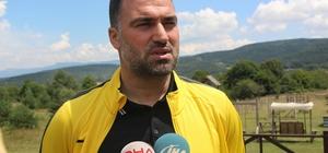 "Sözleşme imzalamayan futbolcular mangal partisi yaptı Hakan Ünsal: ""Futbolculardan para alınmıyor"""