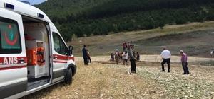 Bursa'da gölete giren kişi boğuldu