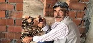 Çatıdan düşen usta hayatını kaybetti