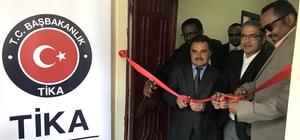 TİKA'dan Somali İşçi Sendikalarına donanım desteği