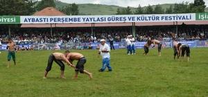 Aybastı güreşle coştu Türkiye'nin en eski organizasyonlarından biri olan ve 'Koçyiğitlerin Ermeydanı' olarak bilinen Ordu'nun Aybastı ilçesinde her yıl düzenlenen Perşembe Yaylası Güreş ve Kültür Festivali coşku içerisinde geçti