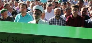 Eski Bakan Yardımcısı Harun Tüfekci'nin acı günü