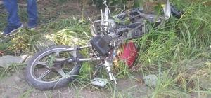 Trafik kazasında aynı aileden 3 kişi hayatını kaybetti Otomobil ile motosiklet çarpıştı: 3 ölü, 1 yaralı