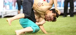 5. Uluslararası Altın Kemer Karakucak Güreşleri
