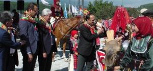 '3. Türk Dünyası Ata Sporları Şenliği' sona erdi Kocayayla da geçmişe yolculuk yapıldı