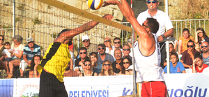 Plaj voleybolu: TVF Kulüpler Ligi