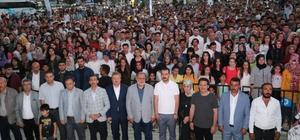 Edremit Sahil Bandı Projesinin açılışı gerçekleşti