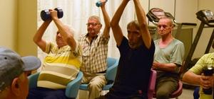 (Özel) Hastalara nefes aldıran merkez Balıkesir'de solunum hastalarına Pulmoner rehabilitasyon
