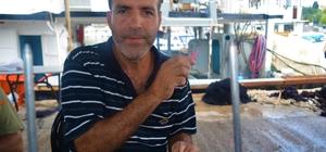 """(Özel) Balıkçılardan önemli çağrı Balıkçı İdris Şeremet: """"Denizleri, evdeki eşlerimiz dahil herkes kollayacak"""" """"Denizde bir tane poşet bulsak mutlaka o poşeti alırız"""""""