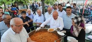 """Başkan Çolakbayrakdar, """" 7'den 70'e herkese hitap eden projeler üretiyoruz"""""""