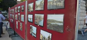 Eski Sinop'u fotoğraflarıyla tanıtıyor