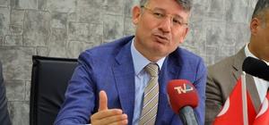 """Yeni: """"24 Haziran Seçimleri'nin en büyük kaybedeni Kılıçdaroğlu ve CHP'dir"""" AK Parti Adana İl Başkanı Fikret Yeni, 24 Haziran Seçimlerini değerlendirdi"""
