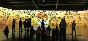 Deprem Müzesine ziyaretçi akını